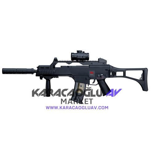 Heckler & Koch G36 C  6 mm AEG Airsoft Tüfek (Full/Semi Auto)