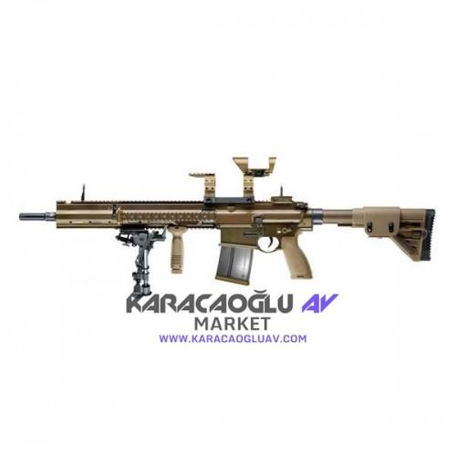 Heckler & Koch G28 Semiaut 6 mm Airsoft Tüfek