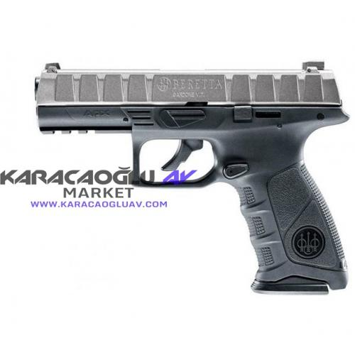 BERETTA APX 4,5 mm Metal Gri