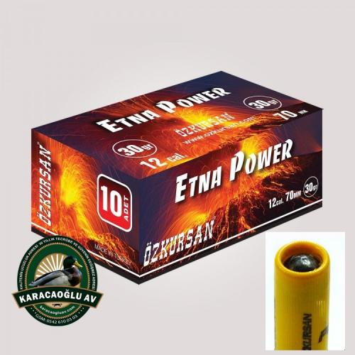 ETNA POWER KURŞUN