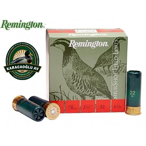 REMİNGTON 32 GR  AV FİŞEĞİ